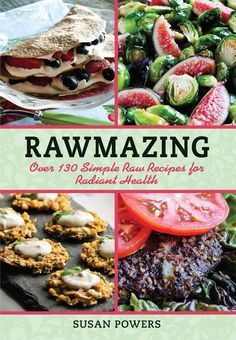 www.Rawmazing.com Is a wonderful site for recipes, tips, books, and blogs on why we should eat Raw