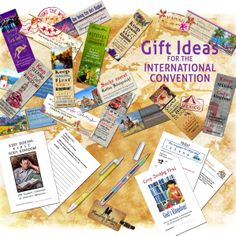 2014 International Convention Souvenirs
