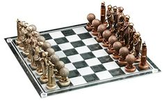 Golf Gifts and Gallery Clubhouse Collection Executive Golf Motif Chess Set