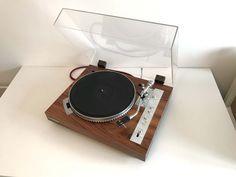Platine vinyle Pioneer PL-550, placage Palissandre. Audio, Retro Waves, Turntable, Wood Veneer, Acoustic Music, Record Player
