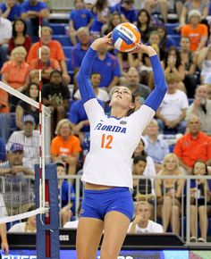 Gator Volleyball AD6V0243 | Flickr - Photo Sharing!