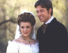 Colleen & Andrew's wedding, Dr. Quinn Medicine Woman