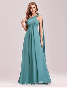 Looking for Gorgeous and amazing bridesmaid dresses to get your girlfriends? Find beautiful summer long sleeves sage green bridesmaid dresses, mermaid long bridesmaid dresses, affordable bridesmaid dresses, beautiful green bridesmaid dresses ideas color schemes, and other unique bridesmaid dresses ideas! Just perfect for your wedding. #bridesmaiddressesideas #bridesmaid #longbridesmaiddresses #wedding #bridesmaiddresses #greenbridesmaiddresses #sagegreenbridesmaiddresses One Shoulder, Formal Dresses, Fashion, Dress Ideas, Fashion Ideas, Woman, Dresses For Formal, Moda, Formal Gowns