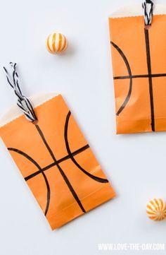 Basketball Party Favors Más