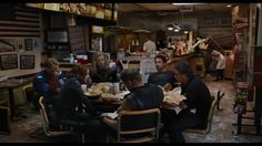 ..... Tony Stark: Have you ever tried shawarma? There's a shawarma joint about two blocks from here. I don't know what it is, but I wanna try it.