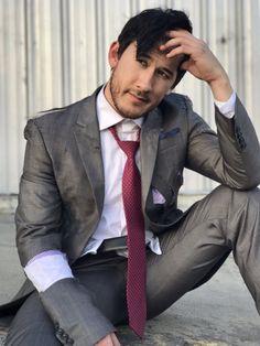 Nice suit mark.