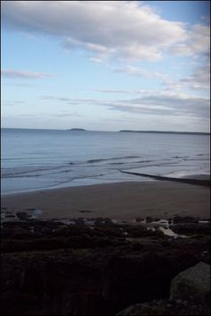 Youghal beach, County Cork , Ireland