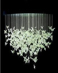 Beautiful Lighting....Really pretty butterfly chandelier