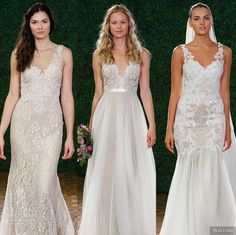Our editor's picks from Watters Spring 2015 Venetian #Bridal Collection #weddingdress #wedding  More at : http://www.weddinginspirasi.com/2014/04/28/watters-spring-2015-wedding-dresses-venetian-bridal-collection/