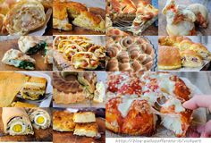 Buffet, Picnic Foods, Antipasto, Pain, Street Food, Finger Foods, Sushi, Pizza, Food And Drink