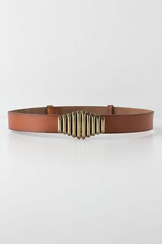 everyday belt with a touch of uniqueness