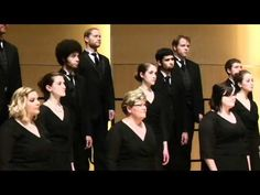 (6) Ola Gjeilo w/the CWU Chamber Choir: Northern Lights - In the Moment  (4 of  4) - YouTube