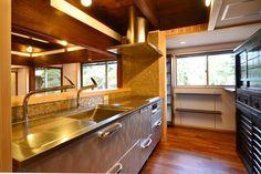 和風、台所実例|名古屋、一宮で和風住宅、古民家再生の設計事務所