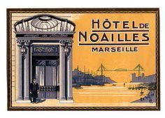 hotel de noailles marseille france label