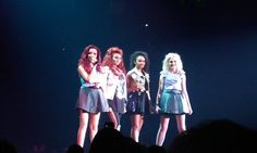 Thanks to @d0ntst0pemily for this photo! x jessi mix, tour board, factor tour, little mix