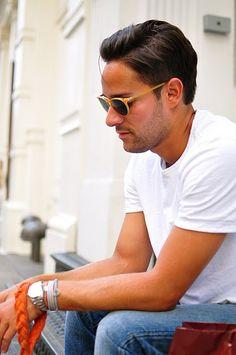 The Pursuit Aesthetic Man Look, Stylish Mens Fashion, Stylish Menswear, Fashion Men, Sharp Dressed Man, Suit And Tie, Gentleman Style, Hair Inspiration, Men Dress