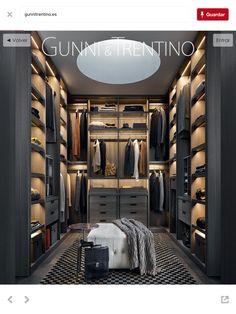 Rogers Closet Luxury Modern Walk In Closet By Poliform