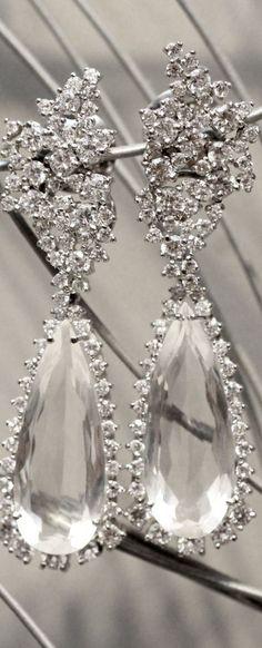 Gorgeous Drop Earrings  ♥✤