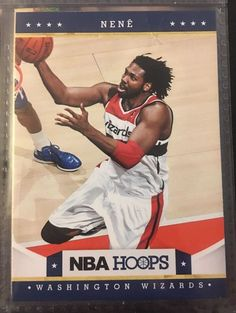 2012 Panini NBA Hoops Nene #175. Wizards. Near Mint. Combined S&H.  | eBay