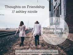 Thursday, November 2, 2017    Hello everyone! The friendship series is coming to a close, and I wanted to do one last post to wrap it all u...
