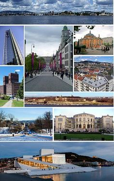 Oslo, #Norway ☮k☮ #Norge
