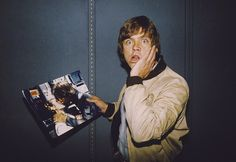 RebelCaptain — becketts: Mark Hamill, New York, 1980 Star Wars Film, Star Wars Meme, Star Wars Cast, Carrie Frances Fisher, Han And Leia, Star Wars Pictures, Star War 3, Mark Hamill, The Empire Strikes Back