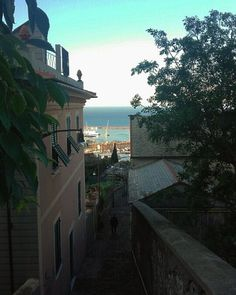 Discesa lenta #Genova #croeuze #salita #discesa #oregina #salitaoregina #porto #stazionemarittima #lagaccio #genovapernoi #genovamorethanthis #righi #ig_Genova #ig_liguria #igworldclub #loves #love #love_liguria #loves_genova #loves_liguria #volgogenova #volgoligura #instagenovanelmondo #instagenova #picoftheday by geraldina_morlino