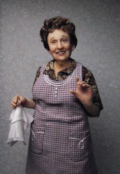 Edith Bunker- mine - Louise Glass
