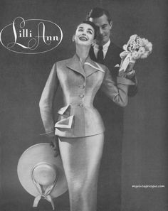 Adolph Schuman for Lilli Ann | Adolph Schuman started Lilli Ann in San Francisco, California in 1934 ...