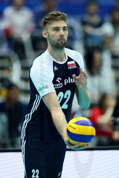 Bartosz Bednorz - Fotos kaufen | imago images Men Photography, Stock Foto, Volleyball, Olympics, Haha, Sporty, Passion, Humor, Image