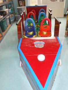coaster car