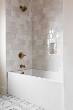 Upstairs Bathrooms, Small Bathroom, Master Bathroom, Bathroom Ideas, Washroom, Bathroom Shelves, Bathroom Organization, Bathroom With Tile Walls, Cheap Bathroom Tiles