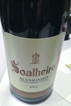 2012 Soalheiro Alvarinho