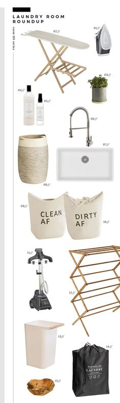 Favorite Laundry Room Items