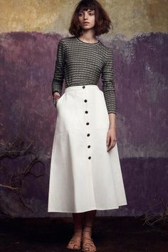Saloni Spring 2015 Ready-to-Wear - Collection - Gallery - Look 1 - Style.com