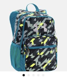 a13b2deae73d Under Armour Boys  HOF Backpack Pacific   Steel - 478 One Size  fashion   clothing  shoes  accessories  kidsclothingshoesaccs  boysaccessories (ebay  link)