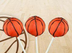 Basketball Cake Pops | CANDIQUIK Recipes