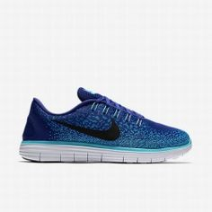 674ea8d7c61d Nike Men s Deep Royal Blue Heritage Cyan Gamma Blue Black Free RN Distance