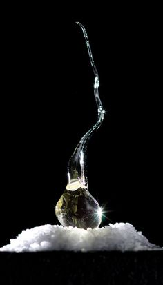 Olive Oil encapsulated with Isomalt!   olive-oil-drop-z  molecularrecipes