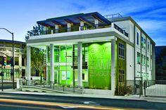 YMCA—PG Teen Center   Noll & Tam Architects   Slide show   GreenSource