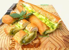 Cheesy Garlic Bread | Hadia's Lebanese Cuisine