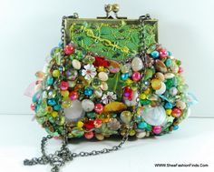 Shea Fashion Finds - Mary Frances Jeweled, Beaded Shoulder Bag, Purse, $58.00 (http://www.sheafashionfinds.com/mary-frances-jeweled-beaded-shoulder-bag-purse/)