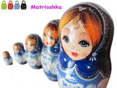 Are you interested in collecting some wonders of earth, buying Matryoshka Doll