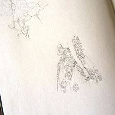 Sketching 💕#wip #pencilsketch #fashionillustration #bridalillustration #lookillustrated