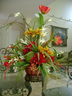 Silk Fl Arrangements
