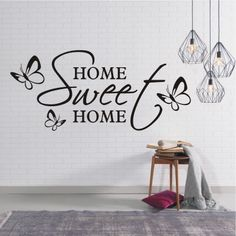 deko-shop-24.de-Wandtattoo-Home Sweet Home