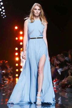Elie Saab Ready To Wear Spring Summer 2015 Paris