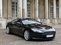 Aston Martin DB9 - my ultimate dream car