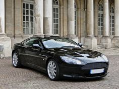 Aston Martin DB9 - my ultimate dream car