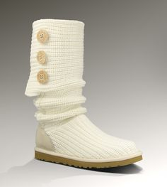 Womens CLASSIC CARDY By UGG Australia!!!! So i can't walk down the isle in these but I sure can wear them before and after... or maybe cowboy boots!!!! Add them to the list!!!